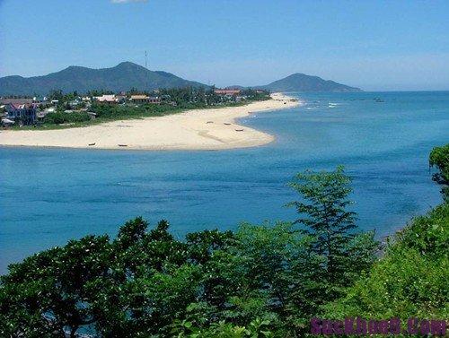 Những bãi biển đẹp ở Huế