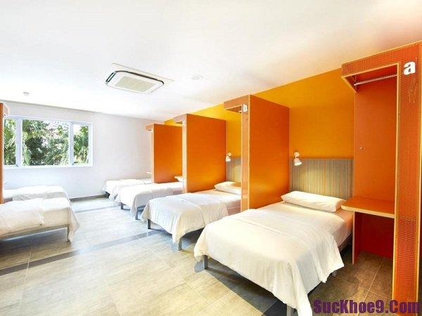 Khách sạn, nhà nghỉ chất lượng, giá rẻ hút khách du lịch Singapore nhất