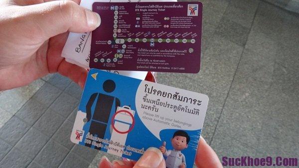 Phương tiện di chuyển nhanh, thuận lợi, an toàn khi du lịch Bangkok