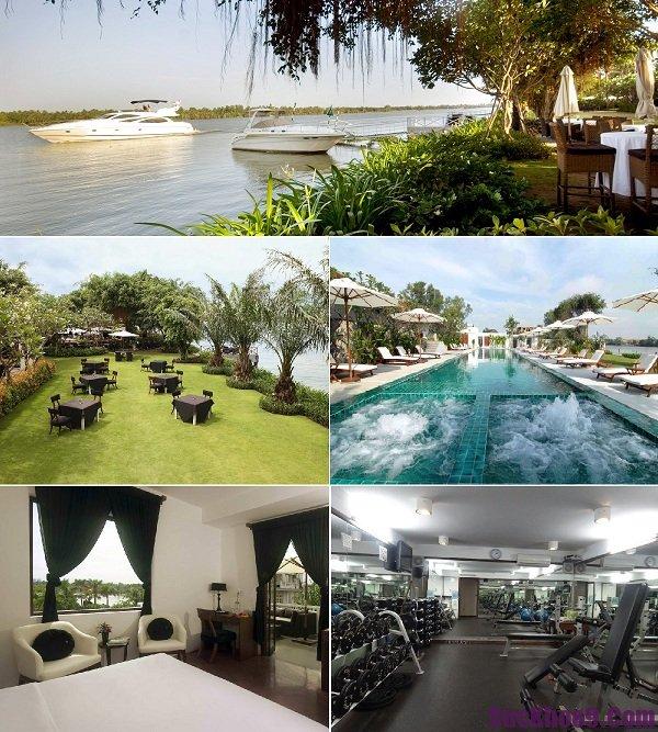 Khu nghỉ dưỡng đẹp và nổi tiếng Sài Gòn nên đến vào dịp cuối tuần