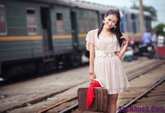 Ở Hà Nội có chỗ nào chụp ảnh? Ga Yên Viên, địa điểm chụp ảnh đẹp, ấn tượng ở Hà Nội