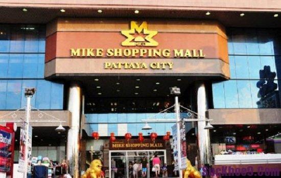 Du lịch Patttaya nên mua sắm ở đâu? Mike Shopping Mall, địa điểm mua sắm lý tưởng ở Pattaya